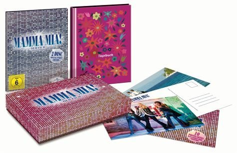 DVD »Mamma Mia! - Der Film (Special Edition, 2 DVDs)«