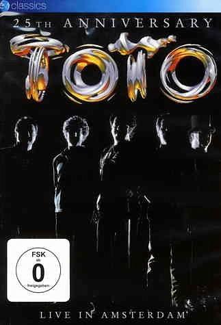 DVD »Toto - Live in Amsterdam«