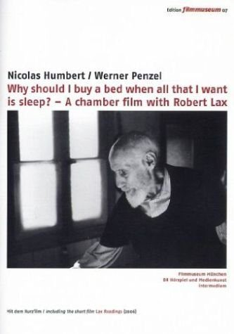 DVD »Why Should I Buy a Bed When All That I Want Is...«