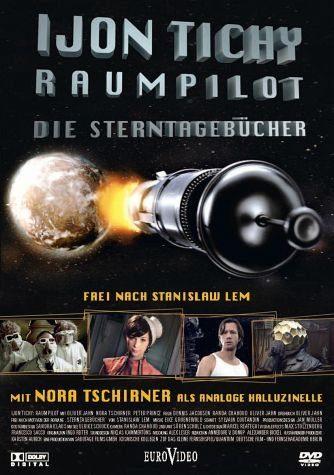 DVD »Ijon Tichy: Raumpilot - Die Sterntagebücher«
