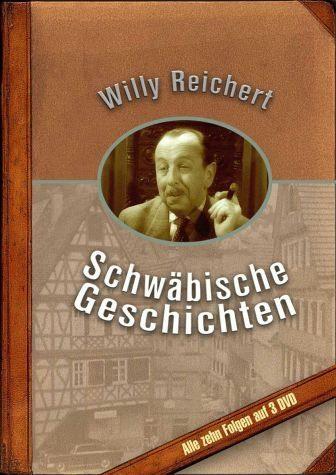 DVD »Schwäbische Geschichten - Alle 10 Folgen (3 DVDs)«