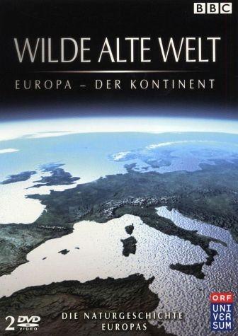 DVD »Wilde alte Welt: Europa - Der Kontinent: ORF...«