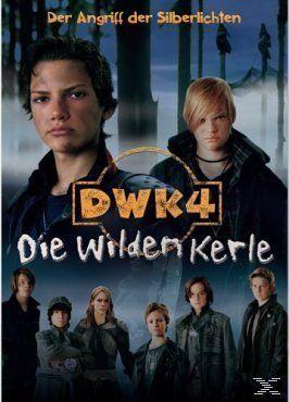 DVD »Die Wilden Kerle 4 - Der Angriff der...«