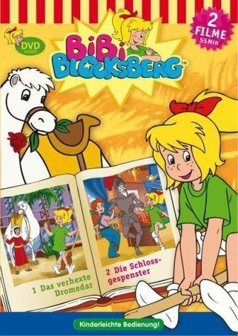 DVD »Bibi Blocksberg - Das Schlossgespenst / Das...«
