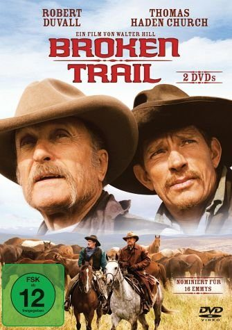 DVD »Broken Trail (2 DVDs)«