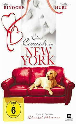 DVD »Eine Couch in New York«