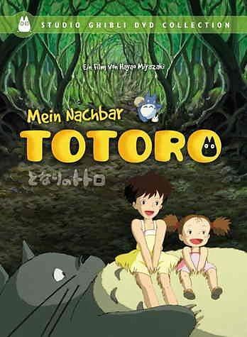 DVD »Mein Nachbar Totoro (Special Edition, 2 DVDs)«