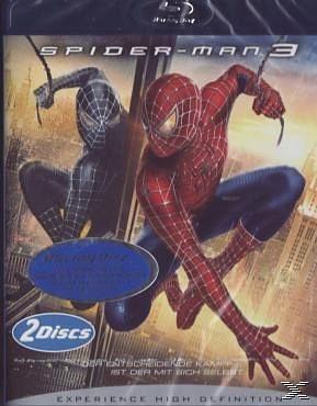 Blu-ray »Spider-Man 3 (2 Discs)«