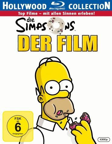 Blu-ray »Die Simpsons - Der Film«