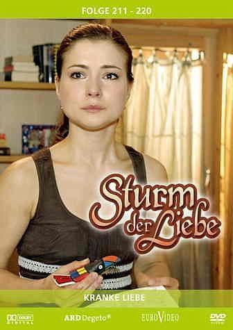 DVD »Sturm der Liebe - Folge 211-220: Kranke Liebe...«