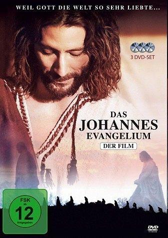 DVD »Das Johannes Evangelium - Der Film (3 DVDs)«