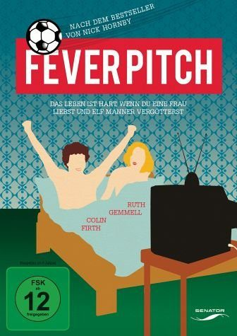 DVD »Fever Pitch - Ballfieber«