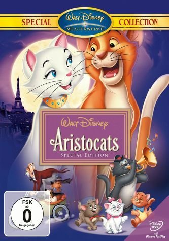 DVD »Aristocats (Special Collection)«