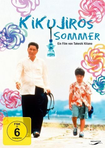 DVD »Kikujiros Sommer«