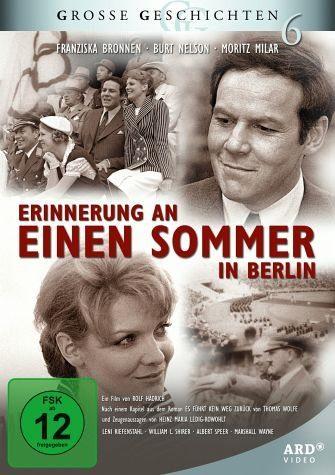 DVD »Erinnerung an einen Sommer in Berlin«