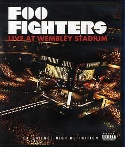 Blu-ray »Foo Fighters - Live at Wembley Stadium«