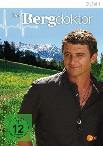 DVD »Der Bergdoktor - Staffel 1 (2 DVDs)«