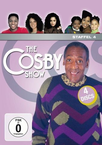 DVD »The Cosby Show - Staffel 4 (4 DVDs)«