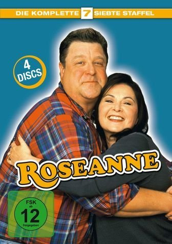 DVD »Roseanne - Die komplette 7. Staffel (4 DVDs)«
