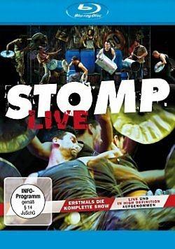 Blu-ray »Stomp - Live 2008«