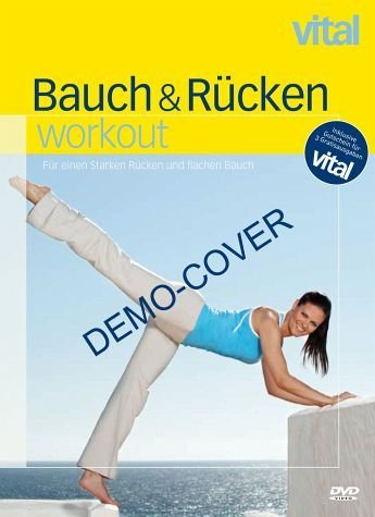dvd vital bauch r cken workout online kaufen otto. Black Bedroom Furniture Sets. Home Design Ideas