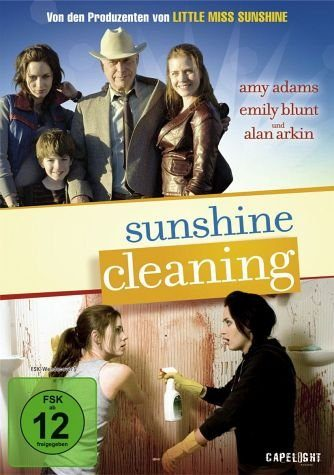 DVD »Sunshine Cleaning«