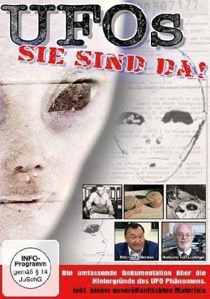 DVD »UFO`s - Sie sind da!«