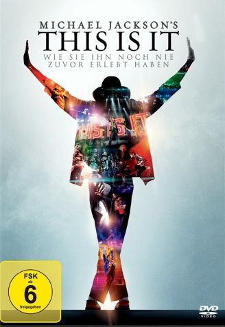 DVD »Michael Jackson's This Is It«