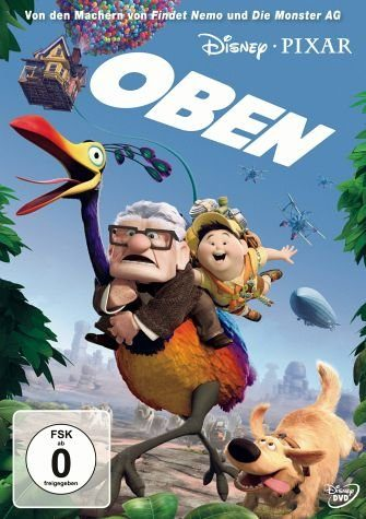 DVD »Oben (Deluxe Edition)«