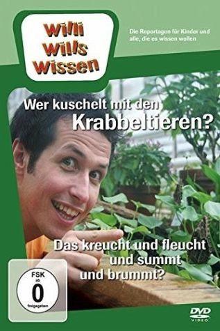 DVD »Willi wills Wissen - Wer kuschelt mit...«
