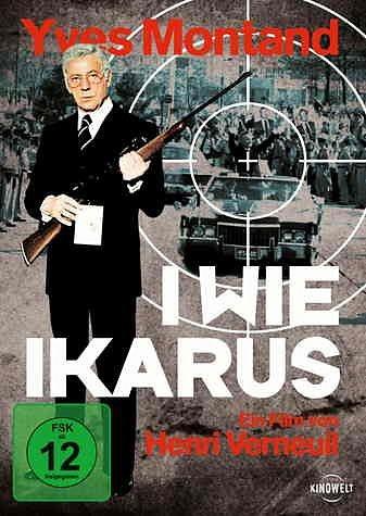 DVD »I... wie Ikarus«