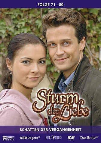 DVD »Sturm der Liebe - Folge 071-80: Schatten der...«