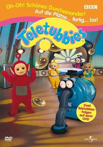 DVD »Teletubbies - Oh-Oh! Schönes Durcheinander /...«