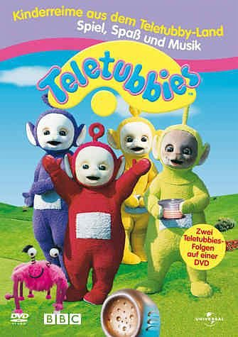 DVD »Teletubbies - Kinderreime aus dem...«