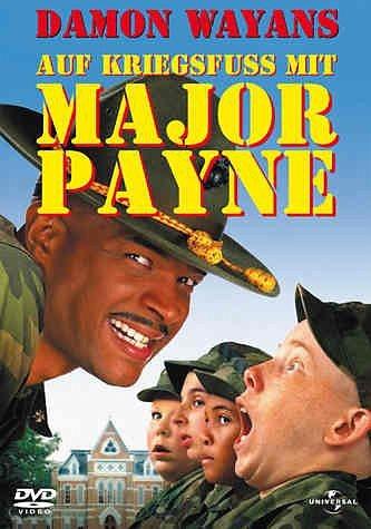 DVD »Auf Kriegsfuß mit Major Payne«