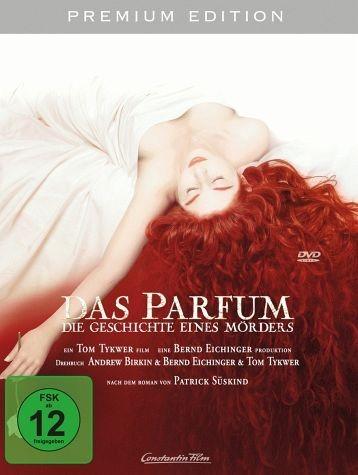 DVD »Das Parfum - Die Geschichte eines Mörders...«