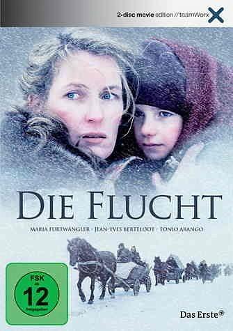 DVD »Die Flucht«