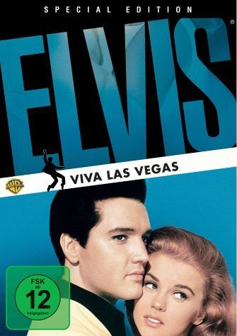 DVD »Viva Las Vegas (Special Edition, 2 DVDs)«
