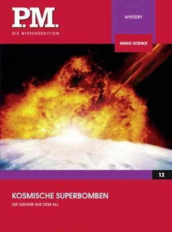 DVD »Kosmische Superbomben«