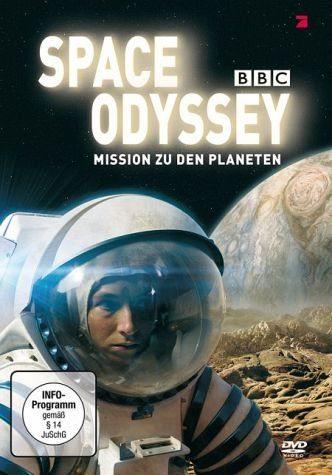 DVD »Space Odyssey - Mission zu den Planeten«