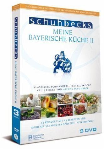 DVD »Schuhbecks Meine bayerische Küche II - 3...«