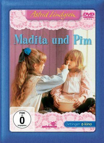 DVD »Madita und Pim (nur für den Buchhandel)«