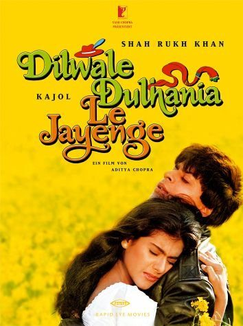 DVD »Dilwale Dulhania Le Jayenge - Wer zuerst...«