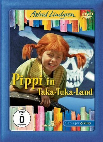 DVD »Pippi in Taka-Tuka-Land (nur für den Buchhandel)«