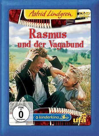 DVD »Rasmus und der Vagabund (nur für den Buchhandel)«