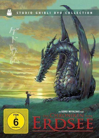 DVD »Die Chroniken von Erdsee (Special Edition, 2...«