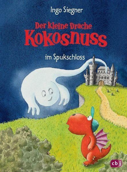 Gebundenes Buch »Der kleine Drache Kokosnuss im Spukschloss /...«
