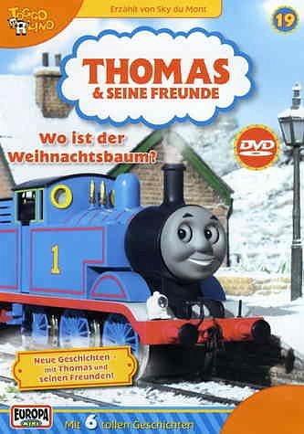 DVD »Thomas und seine Freunde (Folge 19) - Wo ist...«