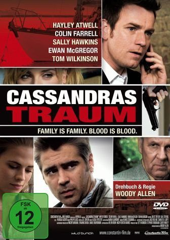 DVD »Cassandras Traum«