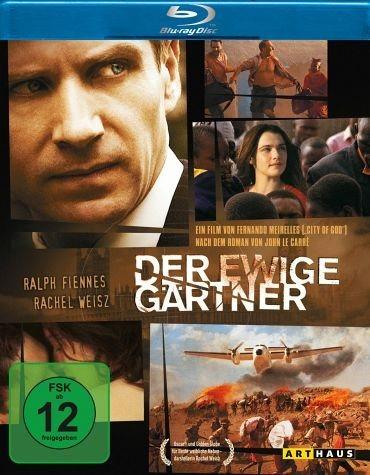 Blu-ray »Der ewige Gärtner«